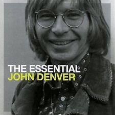 JOHN DENVER - THE ESSENTIAL 2CD SET (2010)