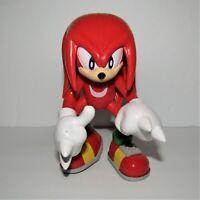 Sega Knuckles from Sonic the Hedgehog 3-inch Action Figure (Jazwares, 2008)