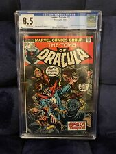 tomb of dracula 13 CGC 8.5 Origin Of Blade MCU First Appearance Of Deacon Frost