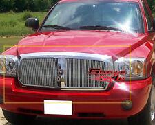 Fits 2005-2007 Dodge Dakota Bolton Vertical Billet Grille Insert