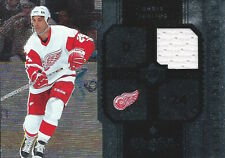 (HCW) 2005-06 Upper Deck Black Diamond CHRIS CHELIOS Jersey White NHL 01698