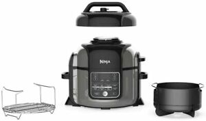 Ninja OP305 Foodi Pressure Cooker  Air w/Tender Crisp Technology - 6.5 Quart
