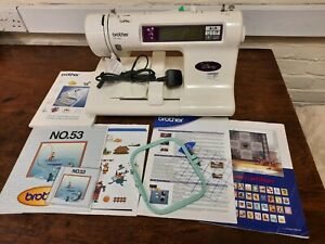 Brother pe180d Disney embroidery machine