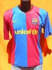 RONALDINHO Jersey Maillot Camiseta #10 Home 2006 2007 Barcelona FCB CBF Replica