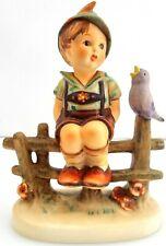 """Hummel Figurines - """"Wayside Harmony"""" #111 - Goebel German Statue -1933 ~#3248"""
