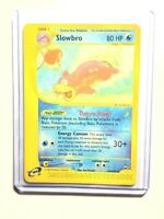 SLOWBRO - 33/147 - Aquapolis - Rare - Pokemon Card - NM