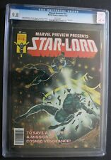 MARVEL PREVIEW #15 4th app STAR-LORD 1978 Guardians of the Galaxy CGC NM+ 9.8