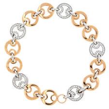 White Rose Gold Fine Bracelets