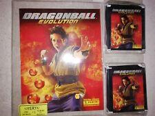 DRAGON BALL EVOLUTION álbum+50 sobres (TENGO 3)