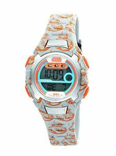 AM:PM Star Wars BB-8 Orange Kids Watch SP178-U479 Digital Multi-function