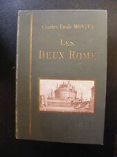 Las deux Roma Charles Emile Montet 1914