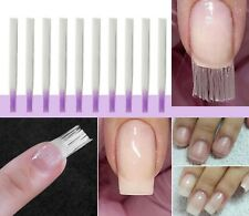10 pcs Fiber Nail extension/ Fiberglass for Nail Extension Acrylic Nails Tips