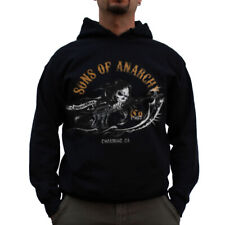 Officially Licensed Sons of Anarchy - Charming Big & Tall 3XL, 4XL, 5XL Hoodie