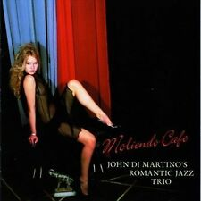 Moliendo Cafe by John Di Martino's Romantic Jazz Trio (CD, Mar-2010, Venus Jazz)