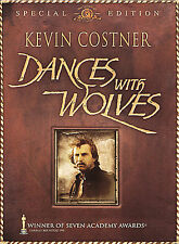 Dances with Wolves (DVD, 2003, Special Edition 236 Minutes)