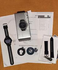 Garmin vívoactive 3 GPS-Fitness-Smartwatch - vorinstallierte Sport-Apps, kontakt