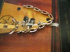 Nice vintage 1/20 12k gold filled ladies or children bracelet