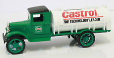 Used ERTL 1:34 Castrol 1931 Hawkeye Tanker Bank Diecast Truck