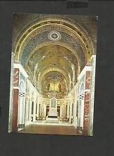 J.Arthur.Dixon Colour Postcard Westminster Cathedral Lady Chapel Unposted