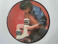 """Linda Ronstadt Alison 7""""PD Asylum  EX 1978 7"""" picture disc"""
