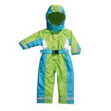 Vêtements verts avec capuche pour fille de 2 à 16 ans Hiver