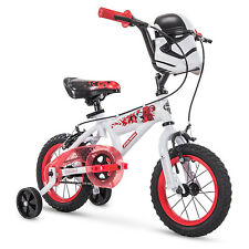 Huffy 72198 Star Wars Stormtrooper 12 Inch Toddler Bike with Training Wheels