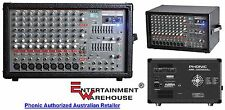 Phonic Powerpod 1082R 800watt, 10-Channel Powered Mixer with DFX -  PPOD1082R