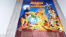 ASTERIX  ET LES INDIENS ! affiche cinema animation bd dessin uderzo goscinny