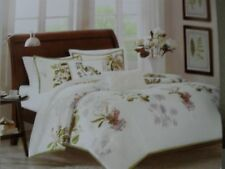 HARBOR HOUSE ETERNITY 7 PIECE DUVET SET FLORAL BOTANICAL FRENCH COUNTRY