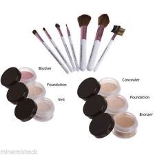Maquillage mat naturel contient des minéraux pour le teint