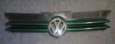 VW Golf IV 4 1J0853651G 1J0853655F 1J0853651F Kühlergrill LC6M Brightgreen perl