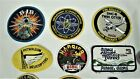 Aviation Related Cloth Patches- 21 Items
