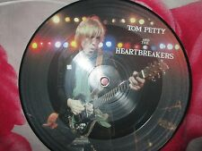 Tom Petty And The Heartbreakers Refugee MCA RecordMCAP 778 UK 7inch Picture Disc