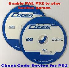 Swapmagic 3 codificador V3.8 EE. UU. CD DVD con tobogán herramienta y piezas de V4 NTSC