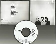 FASTBALL Keep your Wig on COMPLETELY DIFFERENT ART ADVNCE PROMO DJ CD 2004 USA