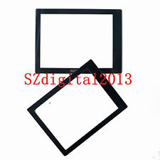New LCD Window Display (Acrylic) Outer Glass For Sony DSC-WX500 Repair Part