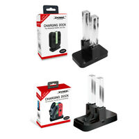 For Nintendo Switch Joy-Con Controller 4-Charging Dock Station Charger Stand rya
