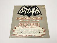 "Neal Hefti Batman Theme LP RCA Victor 1966 STEREO 12"" Vinyl Record LPM 3573"