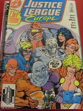 Justice League Europe International 1-68 Dc Comic Set Complete Giffen 1989 Nm