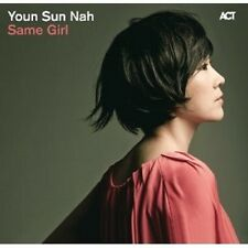 """YOUN SUN NAH """"SAME GIRL""""  CD NEU"""
