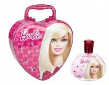 Barbie 100ml EDT With Metal Lunch Box Perfume Set