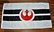 Star Wars Rebel Alliance Banner Flag Sign Usa Shipper Empire Jedi New