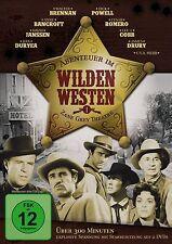 Abenteuer im Wilden WestenVol. 01(2013)DVD-WESTERN MIT David Janssen,James Drury