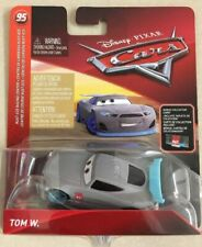 CARS 3 - TOM W. - Mattel Disney Pixar + Bonus Card