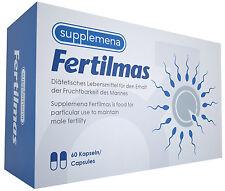 Supplemena Fertilmas 1-Month - Men's Fertility Dietary Supplement