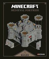 Minecraft: Exploded Builds: Medieval Fortress: An Official Minecraft Book from Mojang by Mojang AB (Hardback, 2016)