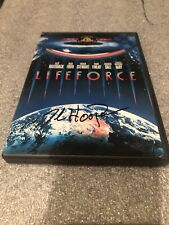 Lifeforce (DVD, 1998) Signed By Tobe Hooper! Perfect Condition!