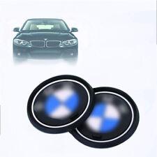 2Pcs Car Cup Holder Gel Mat for BMW 1 2 3 4 5 7 Series F10 F20 F30 Anti Slip