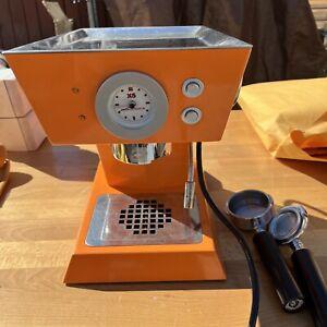 Francis Francis x5 Orange Espresso Machine, (24FA) ITALY