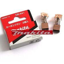 Makita CB441 = CB432 = CB429 Carbon Brushes BHS630 BHR202 BSR730 BJR181 BSS610